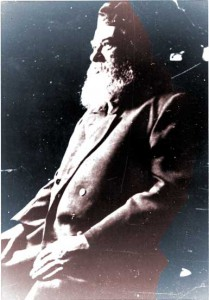Rabbi Halpern dead, founder of synagogue (1922)
