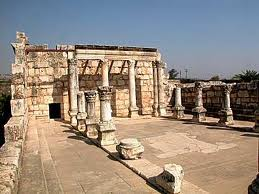 Capernaum is rich in Christian history