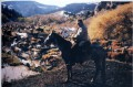 Burstein cattle drive 1985