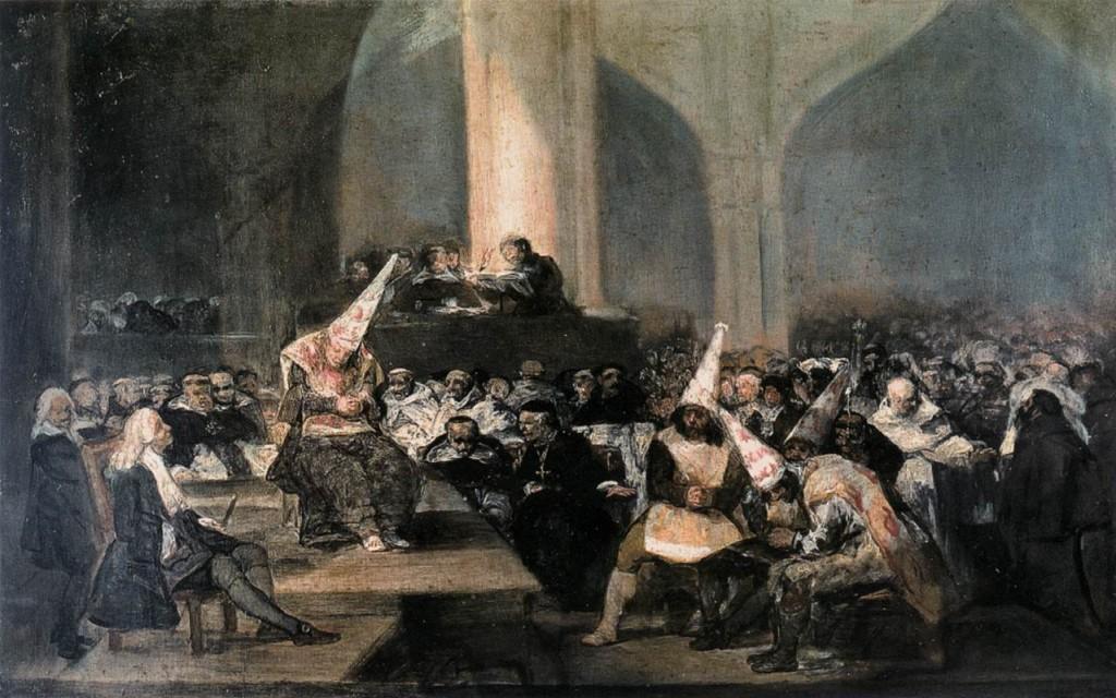 Goya_Tribunal wiki