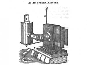 Dr Rosebrugh's opthalmascope