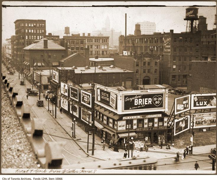 d1ca7c65 York Street of 40 Years Ago (1928) – BillGladstone.ca