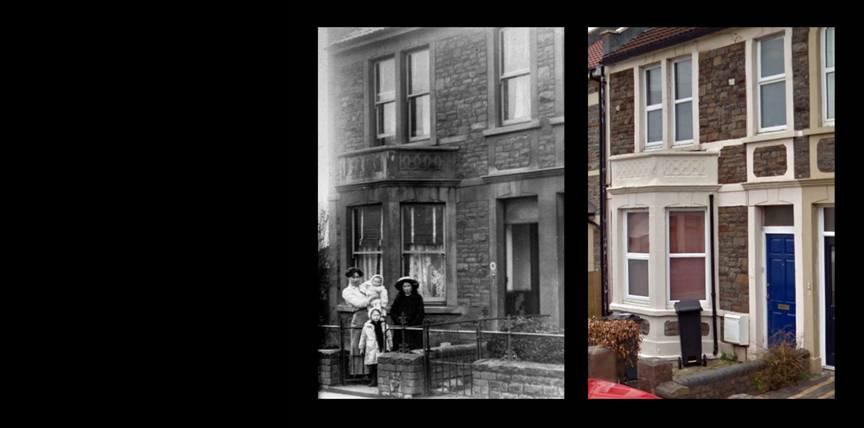 Lester-house-bristol-1911-&-now
