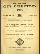 Tor-1913-AA Directory-Cover-Page