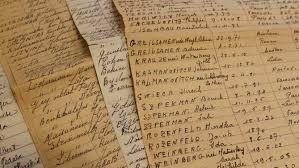 holocaust records