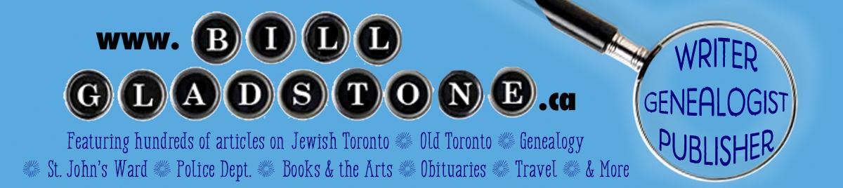 BillGladstone.ca
